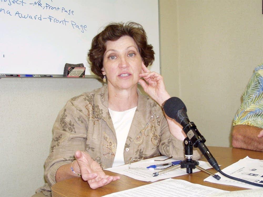 Peggy Ingison