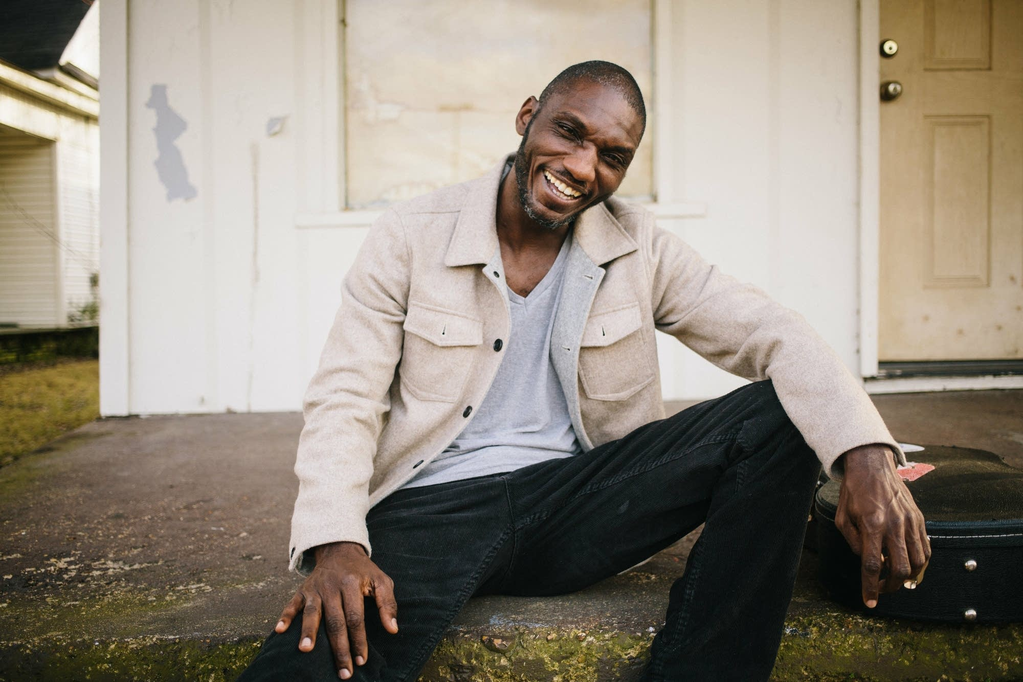 Cedric Burnside in Mississippi, 2018