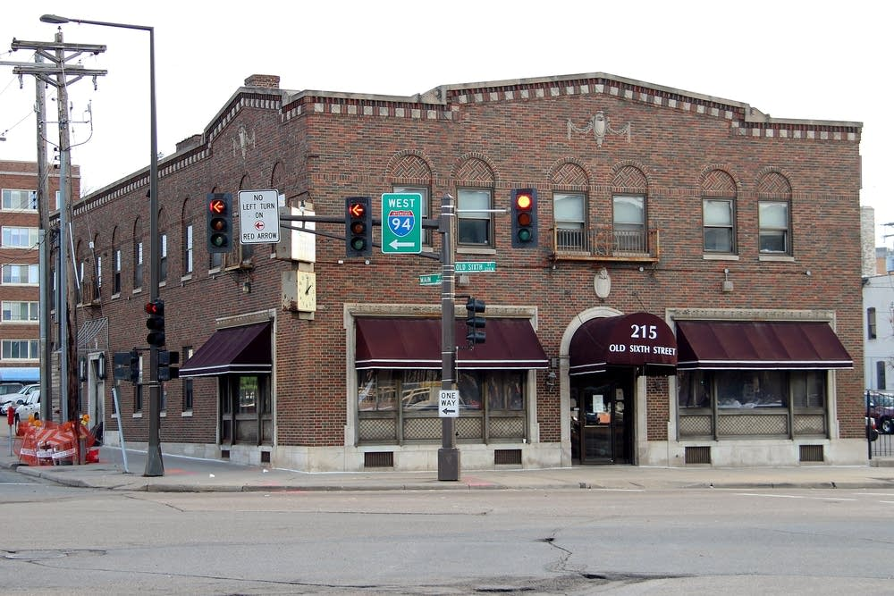A 1928 building in St. Paul