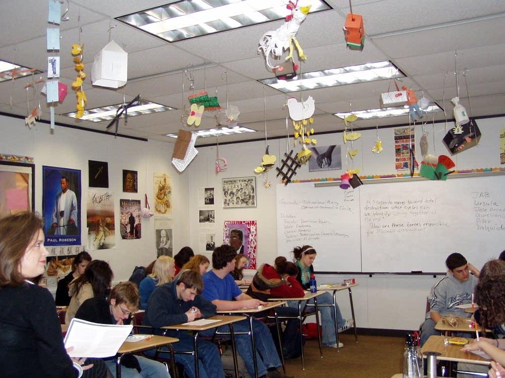 IB English Class