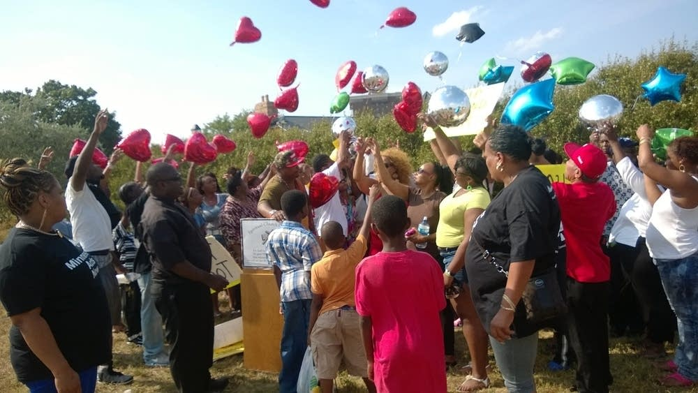 Memorial for Edmond Fair