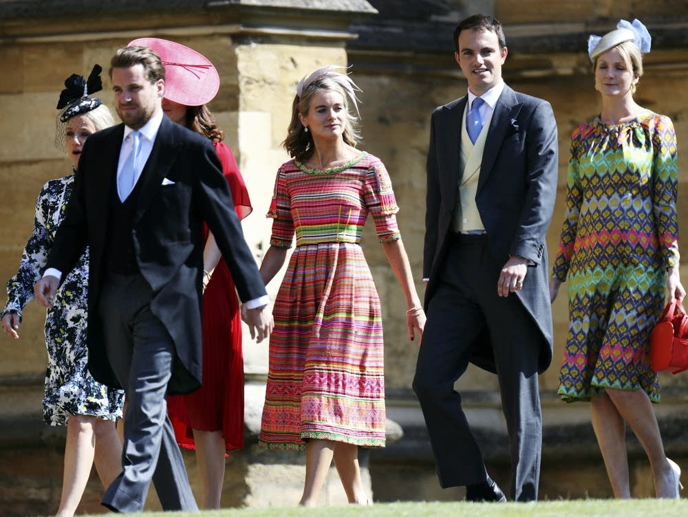 Dress At Royal Wedding Labeled Tribal Sparks Hmong Outcry Mpr News