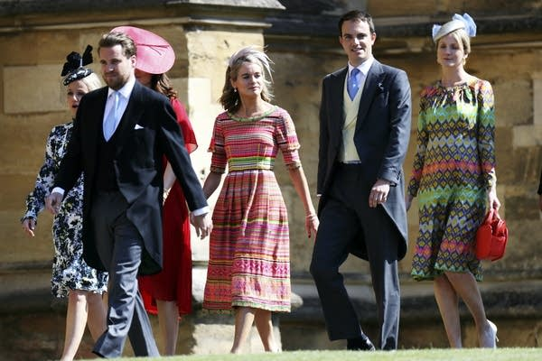 ad117a85 Dress at royal wedding labeled 'tribal' sparks Hmong outcry | MPR News