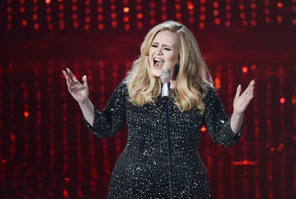 See Adele's Emotional Tribute to Prince In His Home State