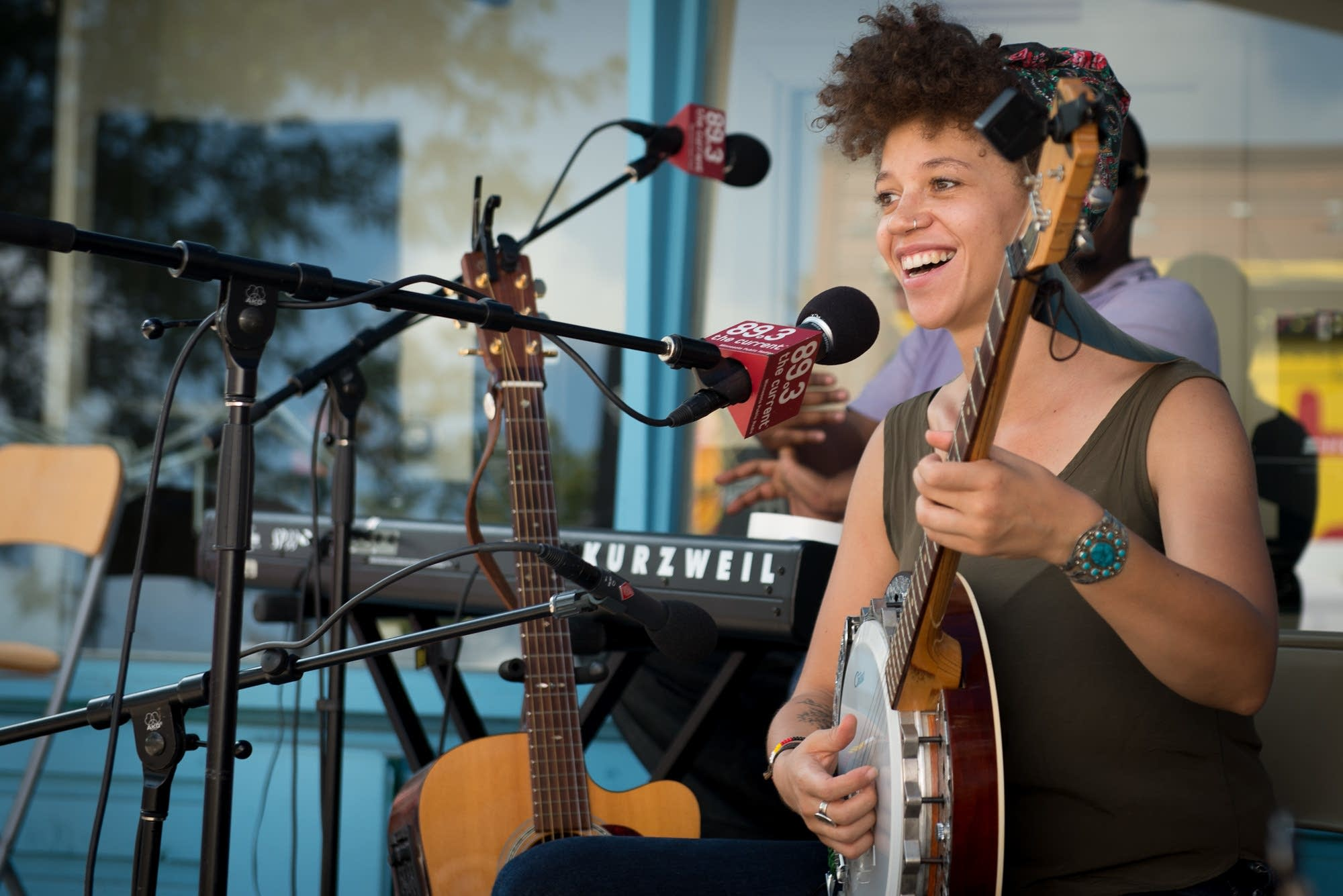 Chastity Brown State Fair