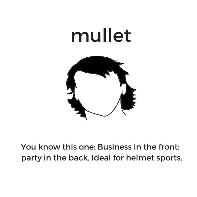 Hockey hair: What is a mullet?