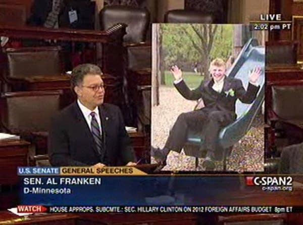 Sen. Al Franken