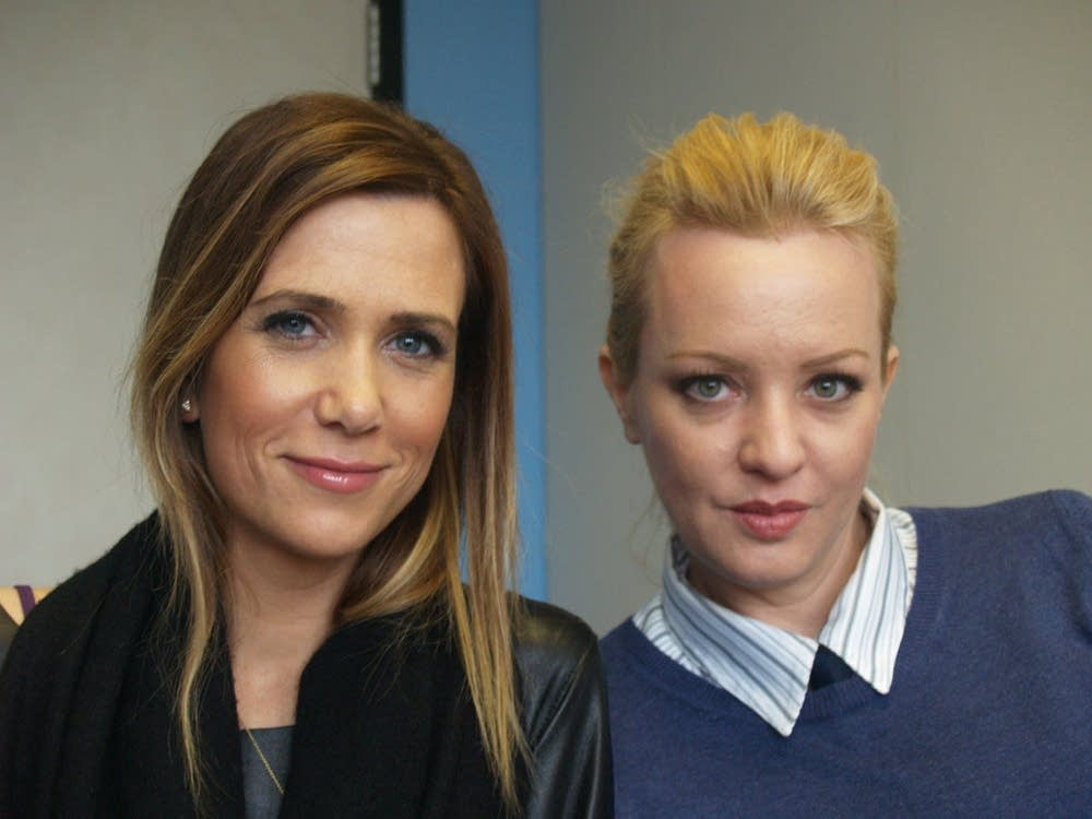 Kristen Wiig and Wendi McLendon-Covey