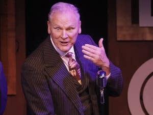Former Star Tribune theater Critic Graydon Royce.