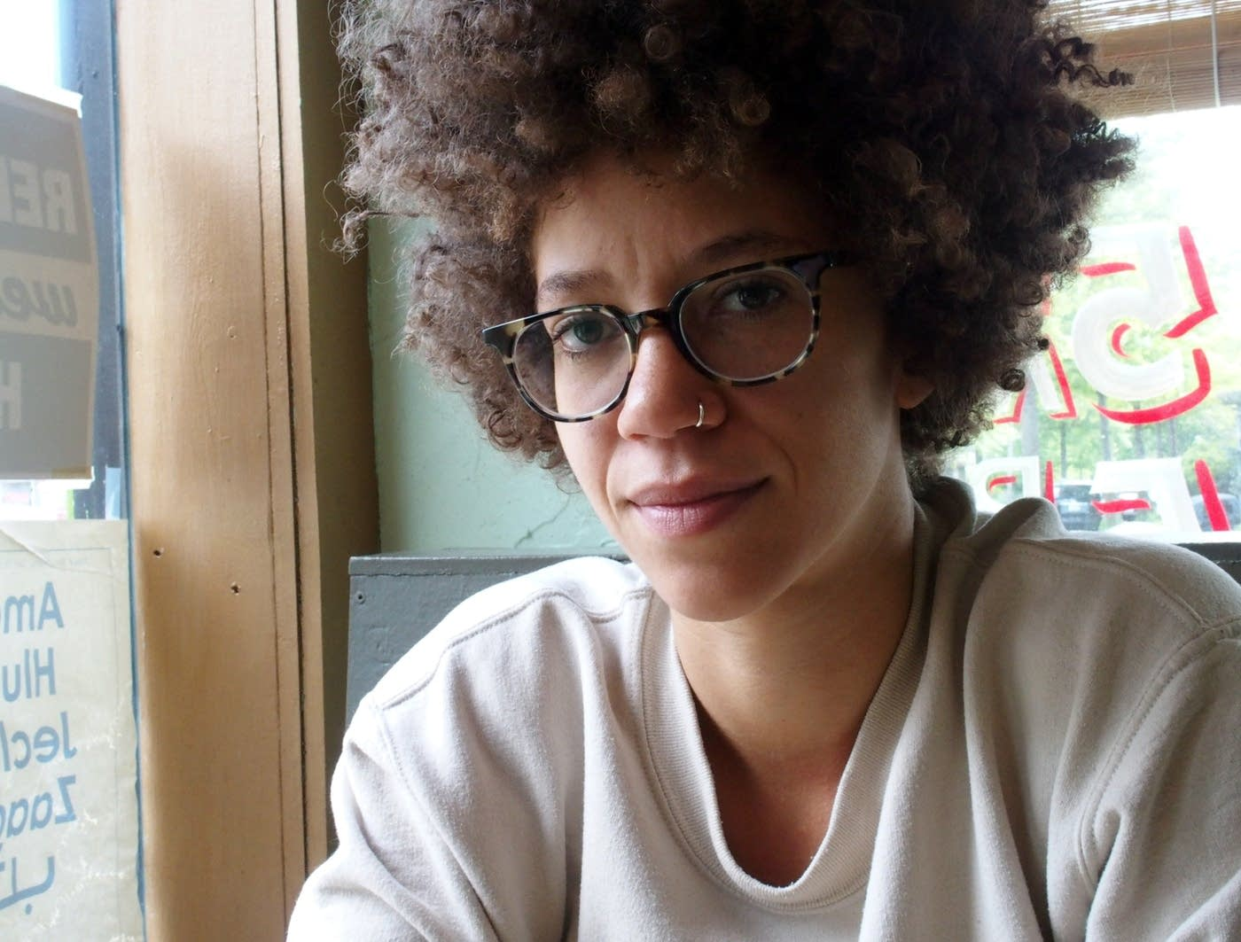 Chastity Brown at Modern Times Cafe