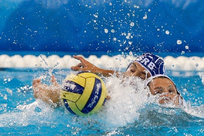 Olympics Day 14 - Water Polo