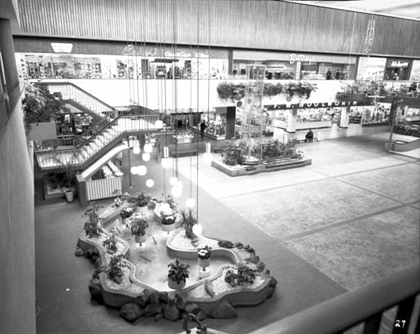 Interior, Southdale Center, Edina