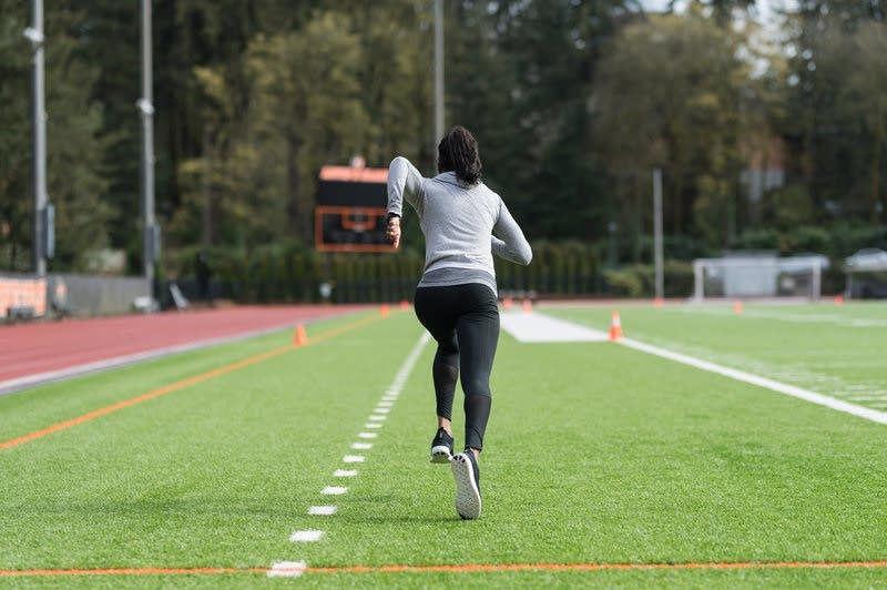 Black women's exercise rates drop after high school, a study finds.