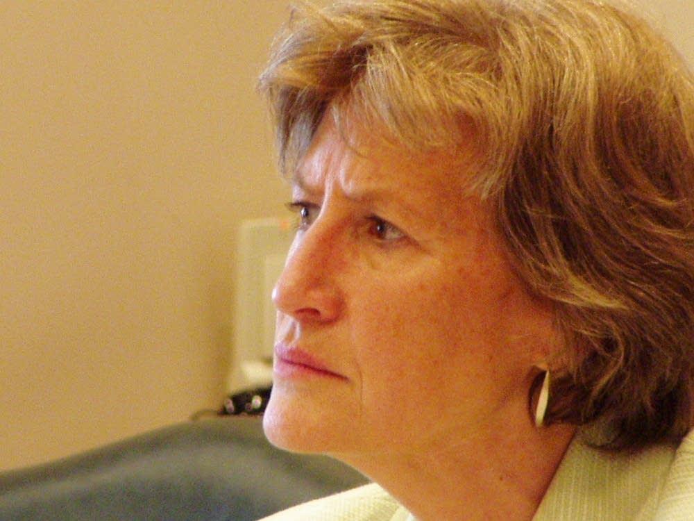 Sen. Kathy Sheran, DFL-Mankato