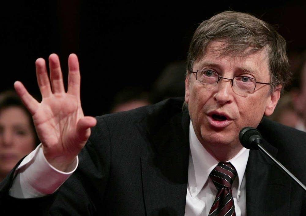 Gates testimony