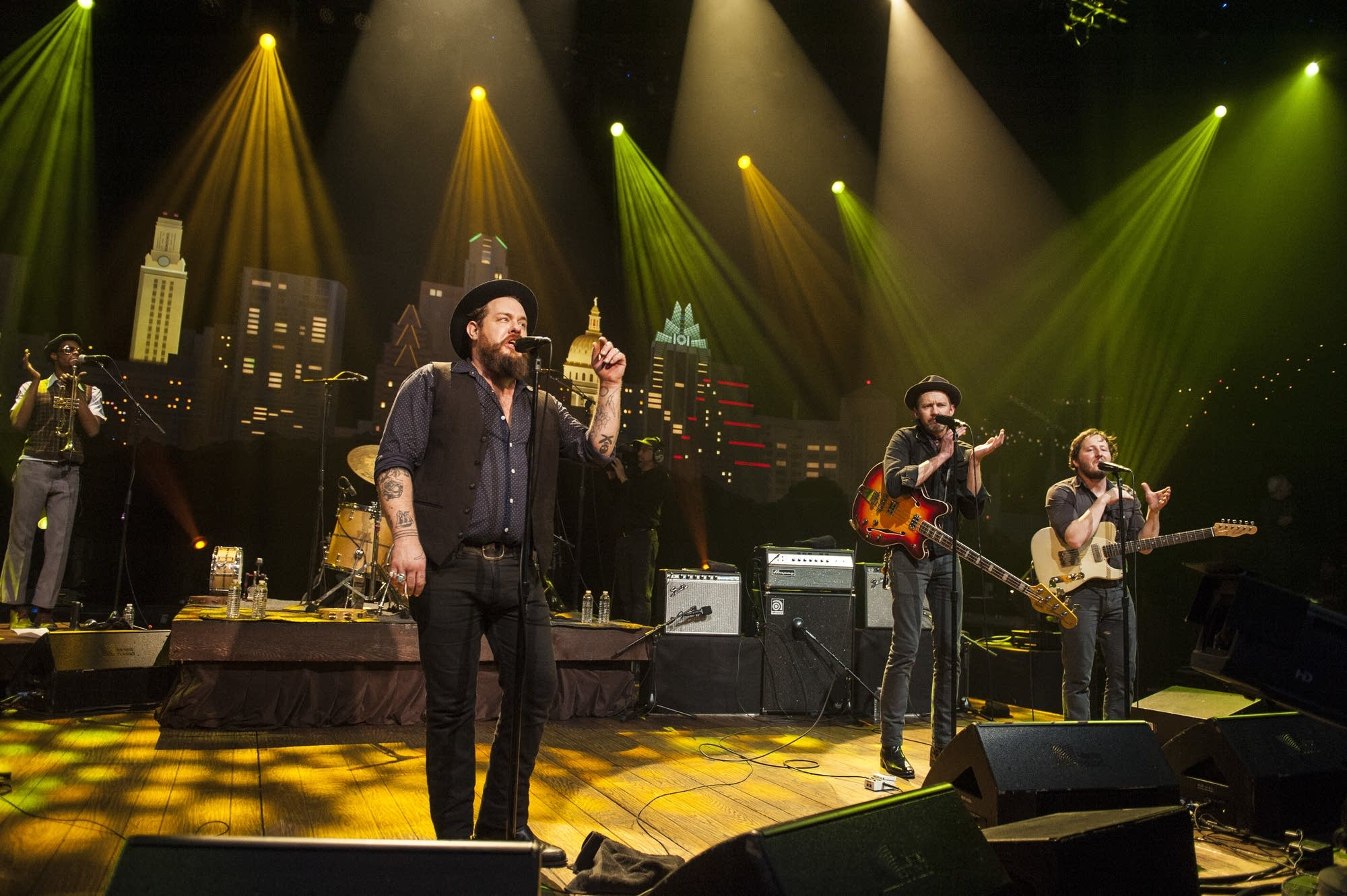 Nathaniel Rateliff and the Night Sweats on 'Austin City Limits'