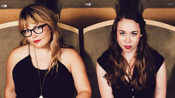 I'm With Her - Sara Watkins, Sarah Jarosz, and Aoife O'Donovan