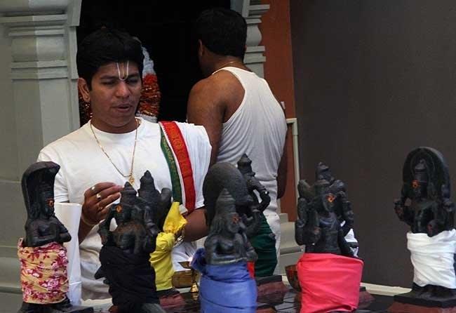 Hindu prayers