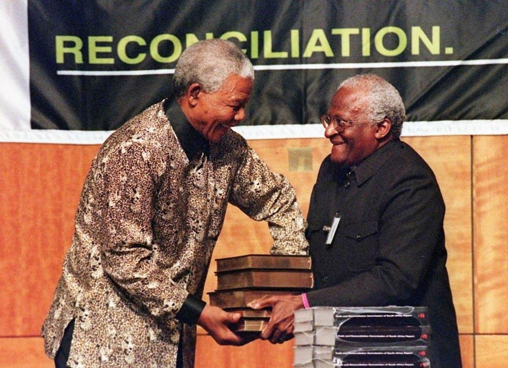 Mandela, Tutu