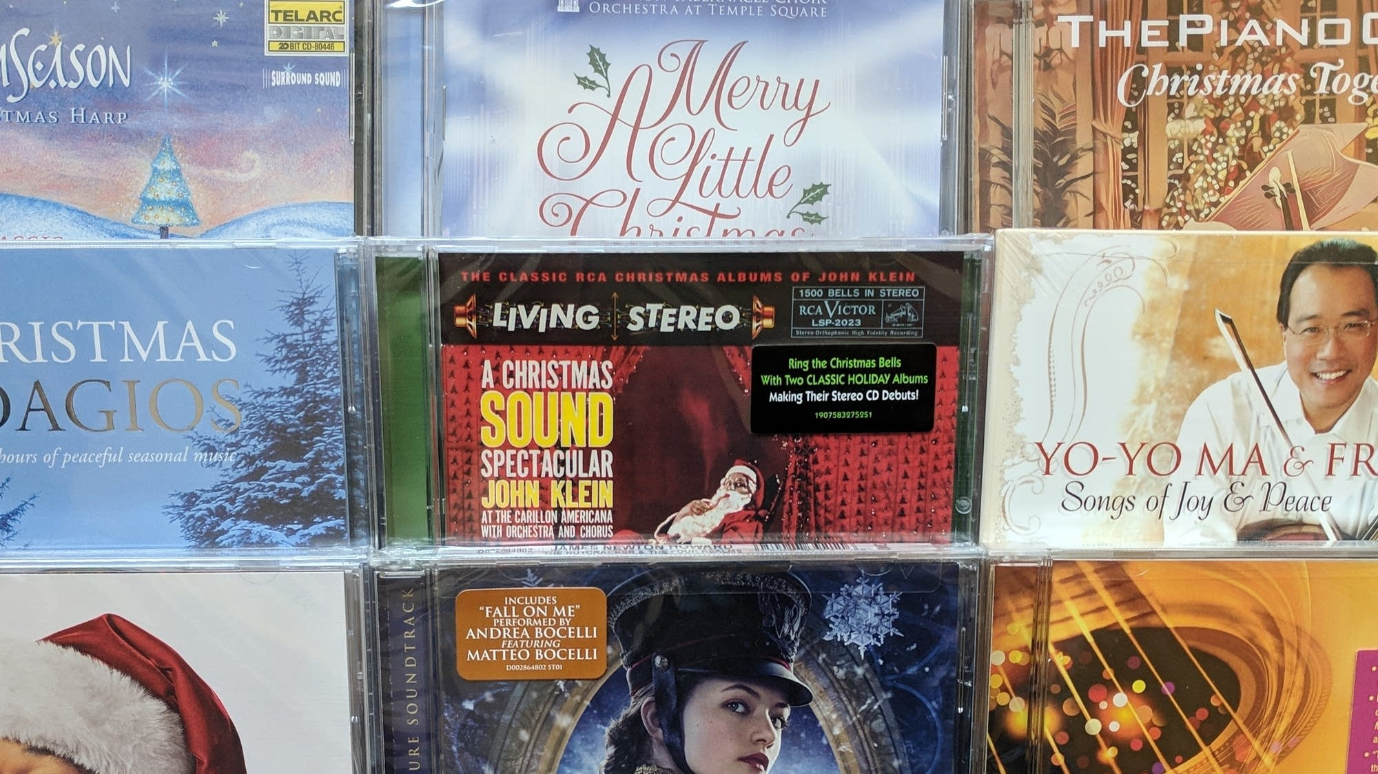 Enter Performance Today\'s Eclectic Holiday Giveaway | Your Classical ...
