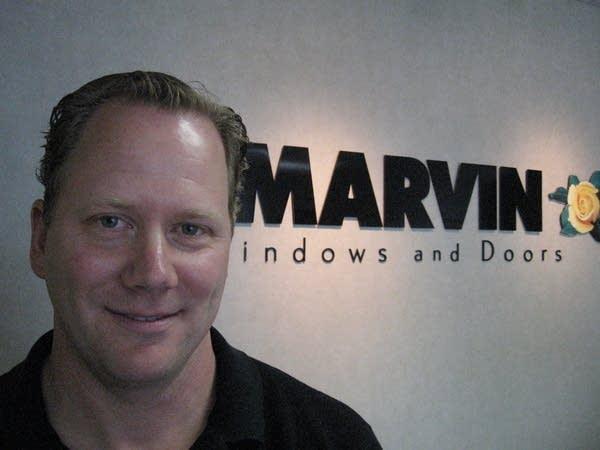 Dan Marvin of Marvin windows