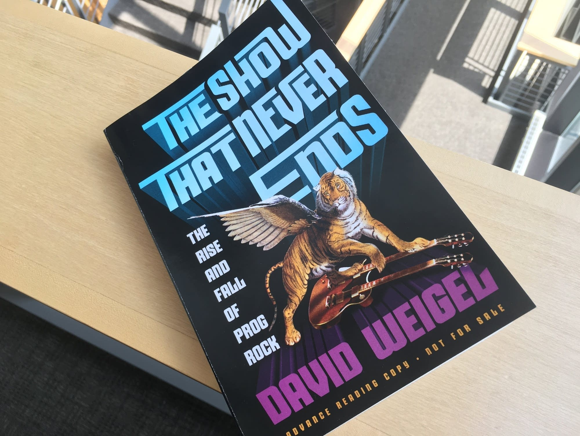 David Weigel's 'The Show That Never Ends'