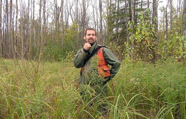 Rob Slesak, Minnesota Forest Resources Council