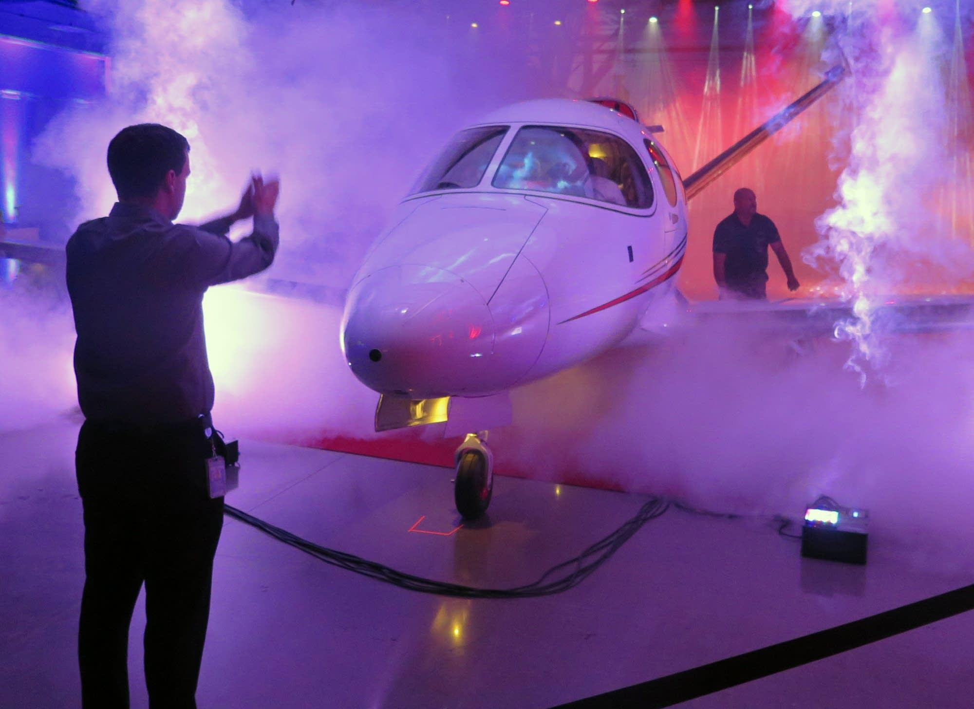 Cirrus unveils the Vision Jet