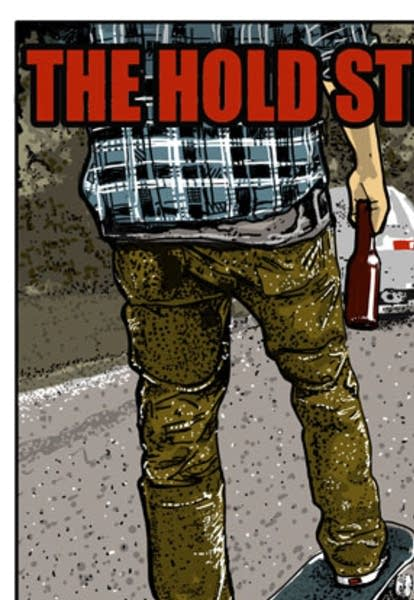 The Hold Steady Poster