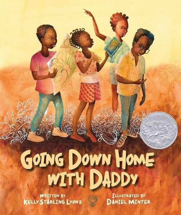 Julie's Library: Going Down Home With Daddy