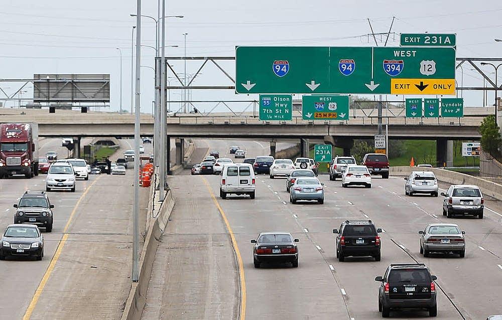 I-94 near I-394