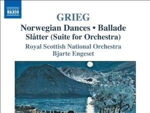 Edvard Grieg - Lyric Pieces: No. 6 Ringing Bells