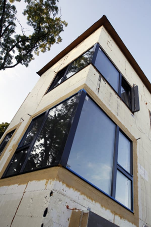 Windows on Passive House