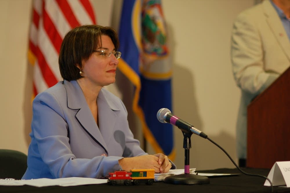 Klobuchar's undecided
