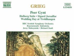 Edvard Grieg - Sigurd Jorsalfar: Hommage March