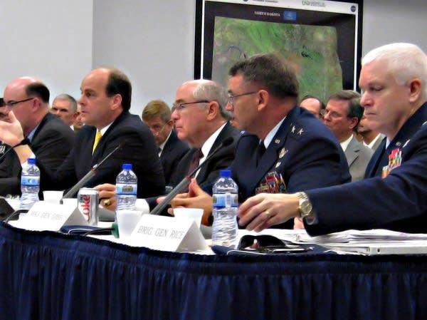UAS hearing