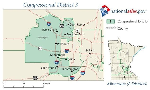 The 3rd District