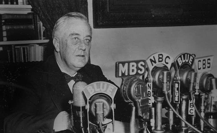 Radio: FDR's 'Natural Gift'