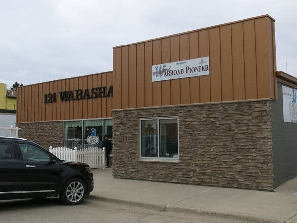 After 121 years in print, the Warroad Pioneer closed its doors this week.