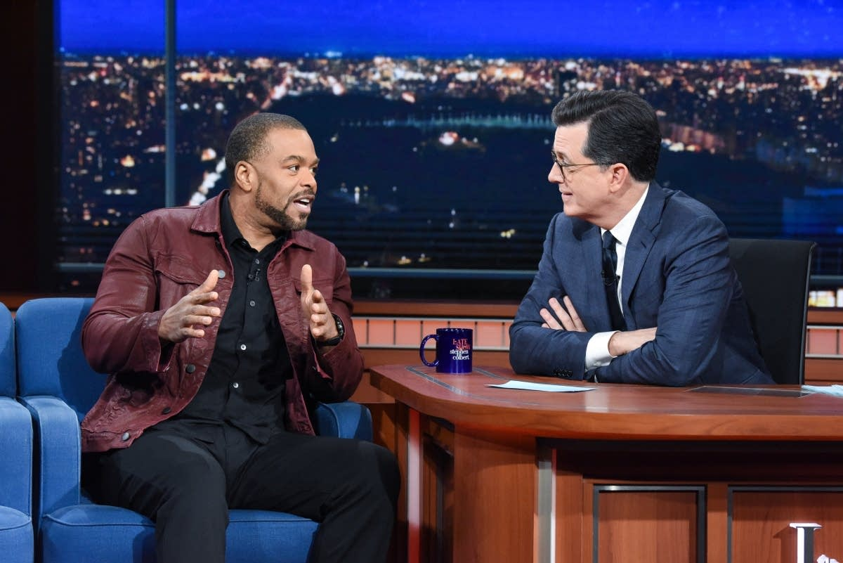 Method Man on 'The Late Show with Stephen Colbert'
