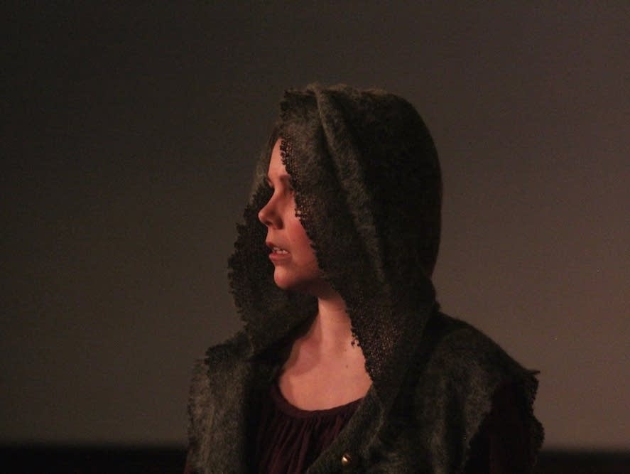 Actor Kayla Peters