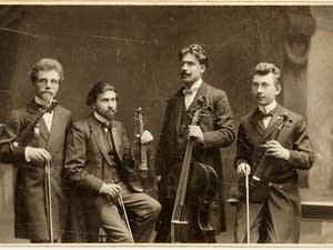 String Quartet, circa 1905