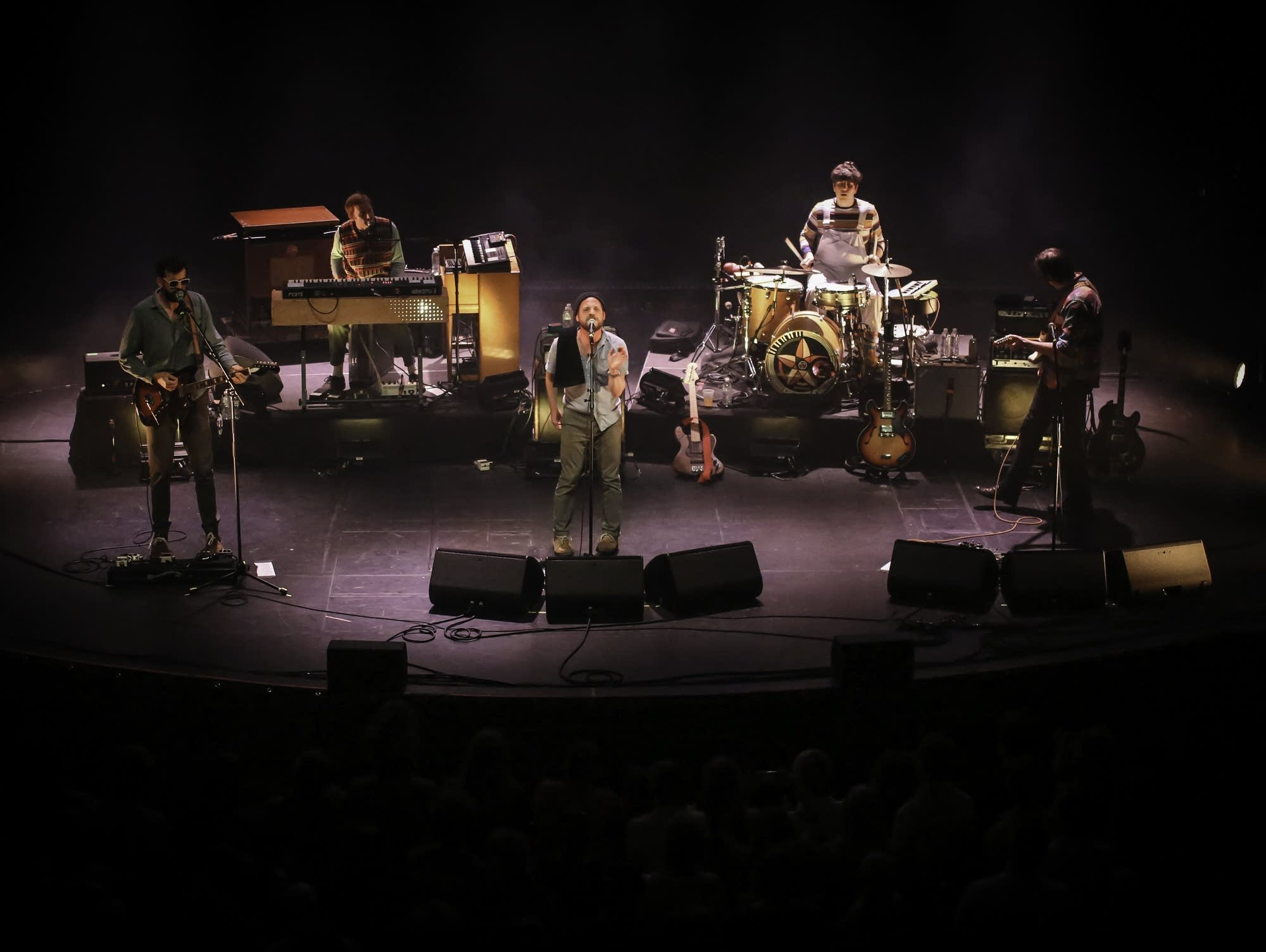 Dr. Dog live at the Palace Theatre