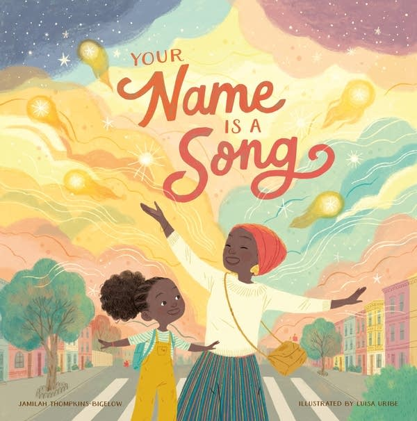 Julie's Library: Your Name Is A Song