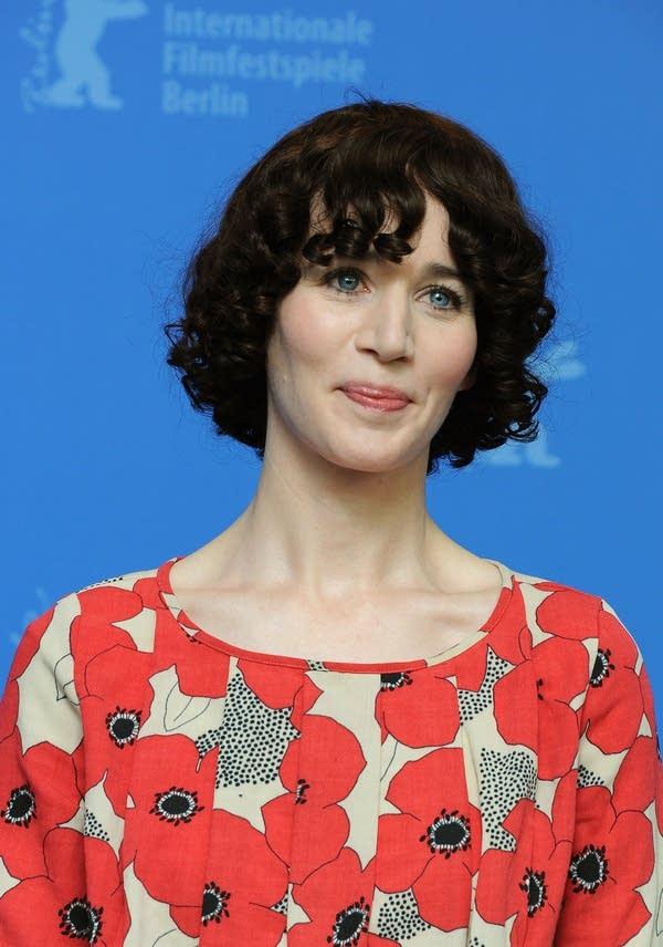 Director and actress Miranda July
