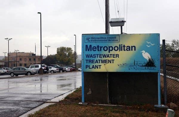 Metro wastewater treatment plant