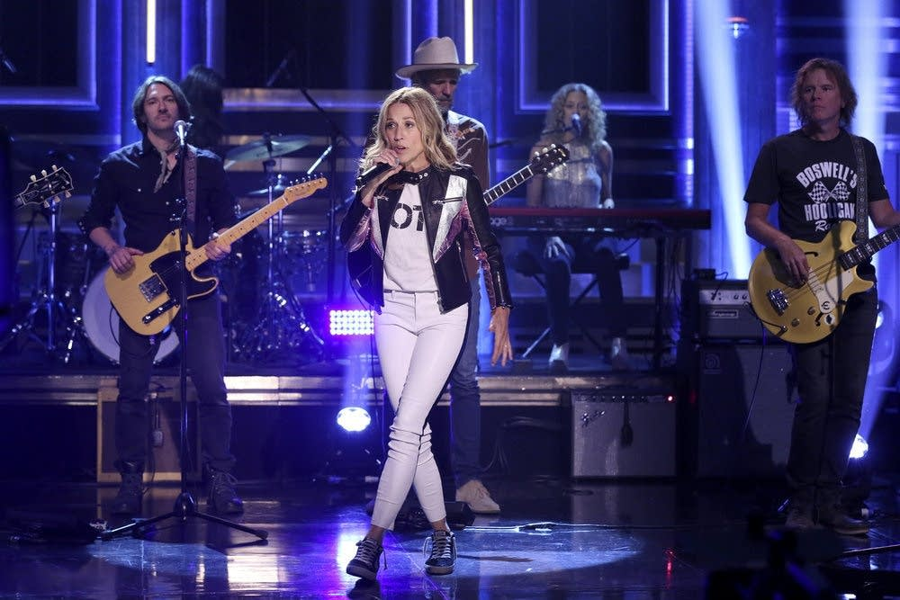 Sheryl Crow on 'The Tonight Show Starring Jimmy Fallon'