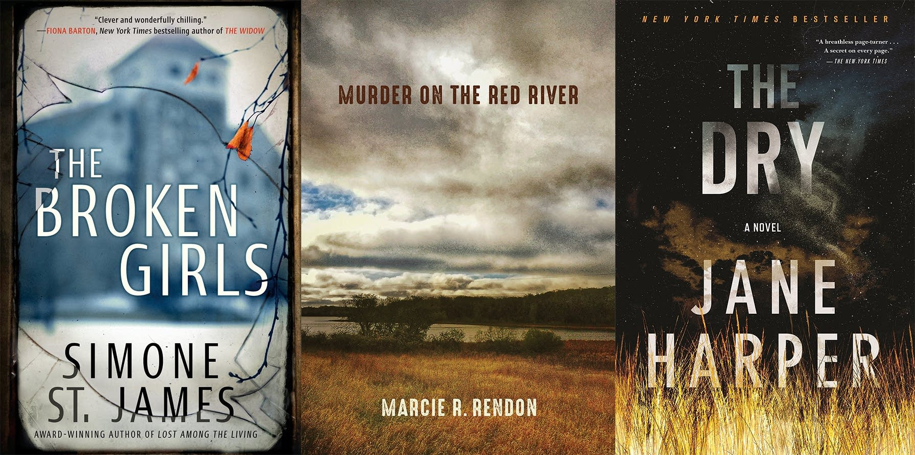 Once Upon a Crime's picks for Indie Bookstore Day