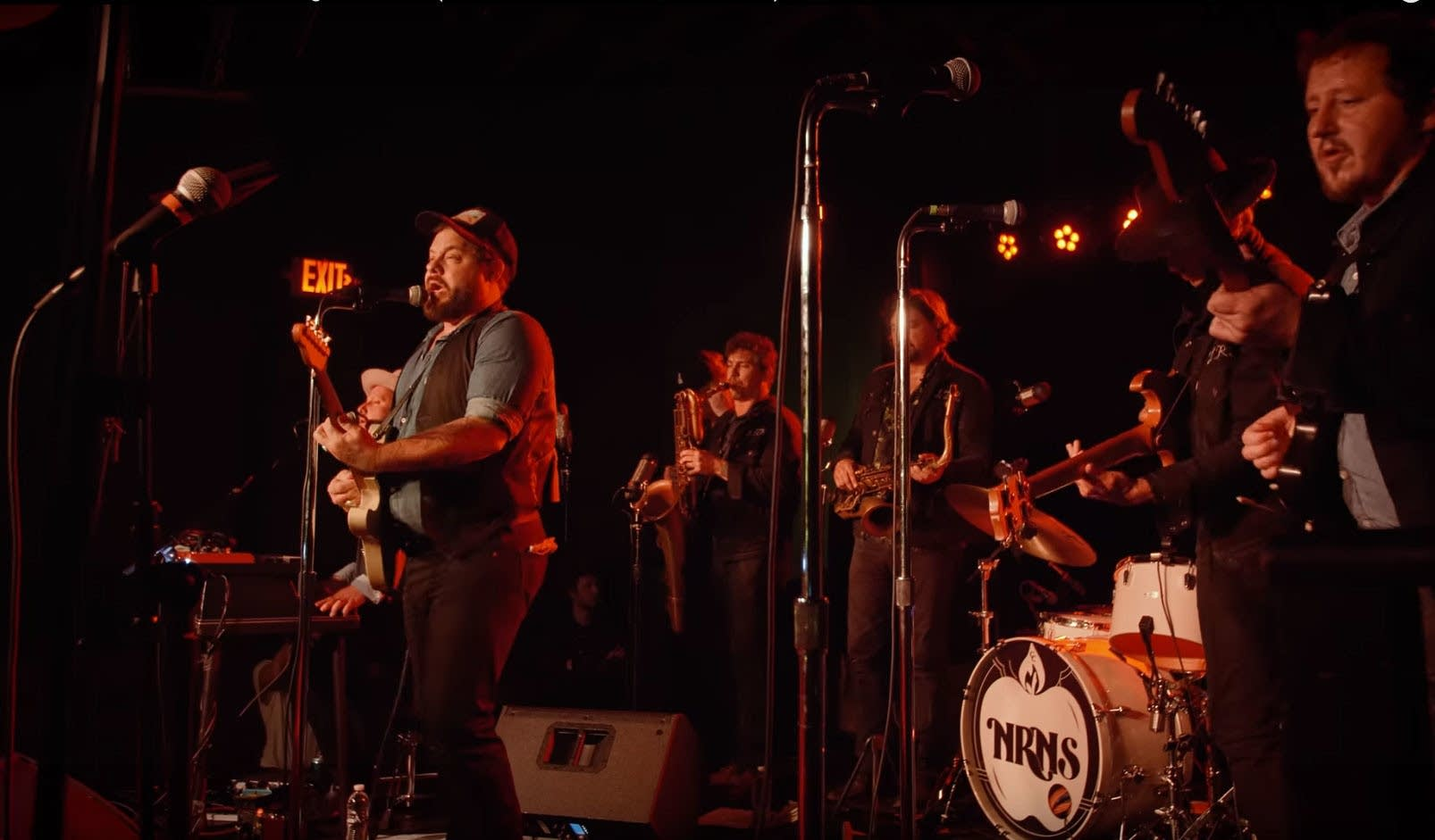 Nathaniel Rateliff and the Night Sweats' MicroShow at the Turf Club