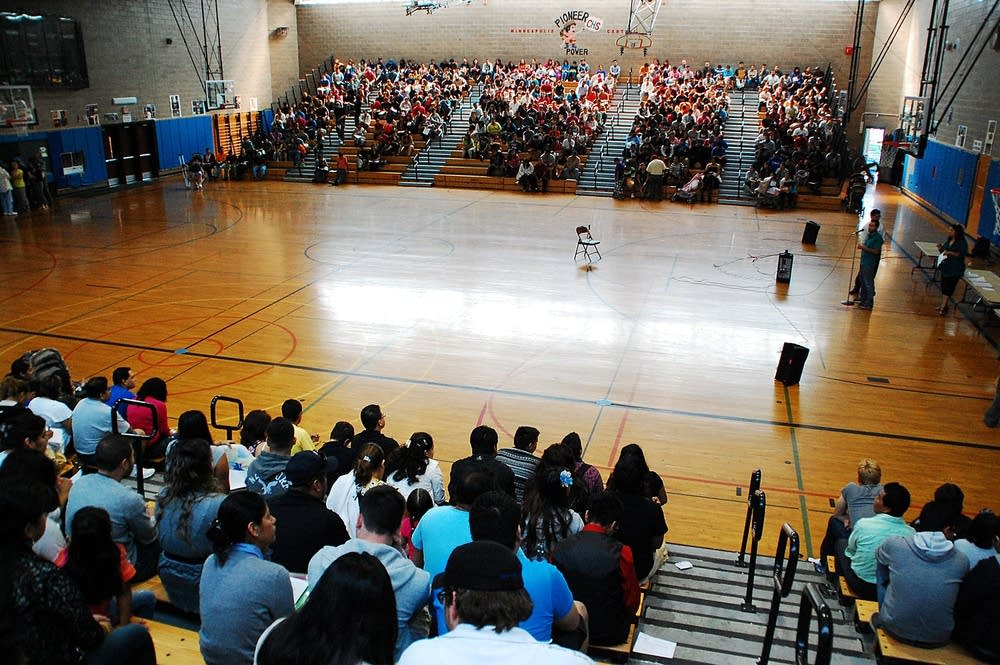 700 attend immigration workshop